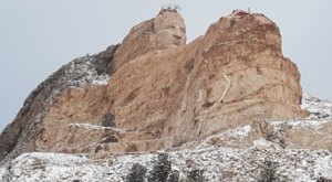 Criminally Overlooked In The Winter, Crazy Horse Is A South Dakota Landmark Worth Visiting Year-Round