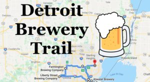 Take The Detroit Brewery Trail For A Weekend You'll Never Forget