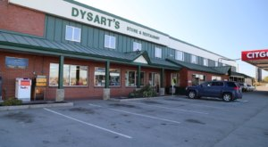 A Quirky Eatery With Massive Portions, Dysart's In Maine Is A Must-Visit Joint