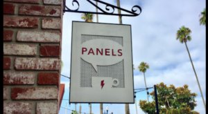 There's A Comic Book Coffee Bar In Southern California Called Panels That Will Bring Out Your Inner Geek