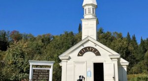 Dog Lovers Will Absolutely Love The Dog Chapel In Vermont