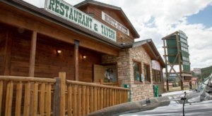 Nestled In A Forest, Rustic Station Is The Best Place To Get A Home-Cooked Meal In Colorado