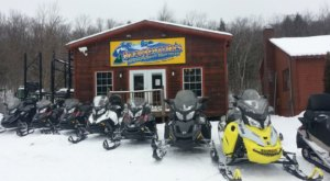 Sledventures Is A Blast Of A Winter Adventure In New Hampshire