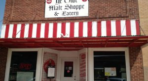 Ye Olde Malt Shoppe In North Dakota Will Transport You To Another Era