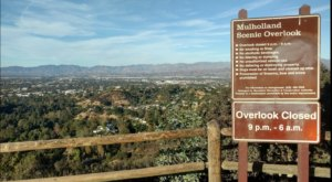 The Magnificent Overlook In Southern California That's Worthy Of A Little Adventure