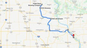 Take The Iowa Brewery Trail For A Weekend You'll Never Forget