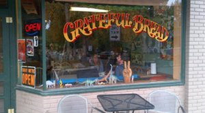 The Grooviest Place To Dine In Nebraska Is Grateful Bread/Freakbeat Vegetarian, A Hippie-Themed Restaurant