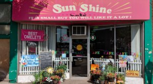 Chow Down On A Hearty Breakfast At The Tiny But Tasty Sunshine Cafe In Minnesota