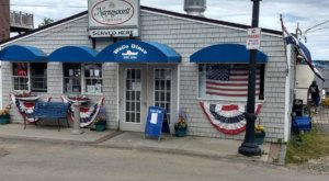 Open Since 1924, The Waco Diner Has Been Serving Diner Fare In Maine Longer Than Any Other Restaurant