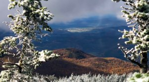 Even In The Winter, Camel's Hump In Vermont Is Still So Worth The Hike