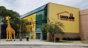 Let Your Inner Child Run Wild At The Family-Friendly LegoLand Discovery Center In Pennsylvania