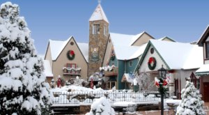 Get In The Spirit At The Biggest Christmas Store In Tennessee: The Christmas Place