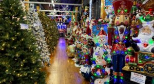 Shop Through More Than 34,000-Square-Feet At House Of Holiday, New York's Most Magical Christmas Store