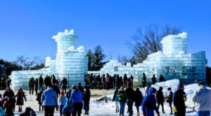If You Only Attend One Festival In New York This Winter, Make It The 10-Day Saranac Lake Winter Carnival