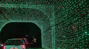 Drive Through Millions Of Lights At The Great Christmas Light Show In South Carolina This Holiday