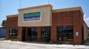 Visit The Gigantic Restaurant Supply Store In South Carolina That's Open To The Public: Atlantic Restaurant Supply