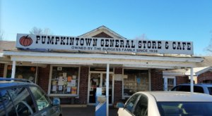 Pumpkintown General Store In South Carolina Will Transport You To Another Era