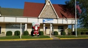 Your Mail Will Get The Official Santa Claus Postmark When You Send It Through The Santa Claus Post Office In Indiana