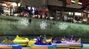 Ice Bumper Cars Have Come To Tennessee And They Look Like Loads Of Fun