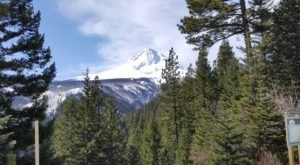 You'll Never Run Out Of Outdoorsy Things To Do At Oregon's Cooper Spur Mountain Resort
