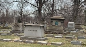 Lake View Cemetery Is One Of Ohio's Spookiest Cemeteries