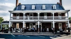 Plan A Staycation At The Brick Hotel, A Historic Inn Located In The Heart Of Georgetown, Delaware