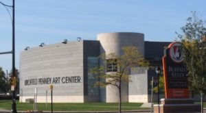 Buffalo's Burchfield Penney Art Center Is The City's Most Underrated Way To Spend An Afternoon Indoors
