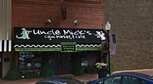 A One-Of-A-Kind Restaurant, Uncle Mick's Cajun Market & Cafe, Serves Some Of The Finest Cajun Cuisine In Alabama