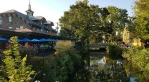 Lambertville Is A Small City With Only 4,000 Residents But Some Of The Best Food In New Jersey