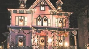 New Jersey's Charming Town Of Cape May Looks Like A Gingerbread Village Come To Life