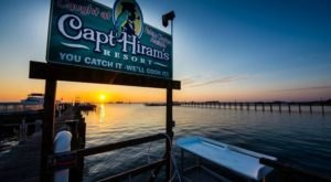 Skip The Snow This Holiday With A Stay At Captain Hiram's Resort In Florida