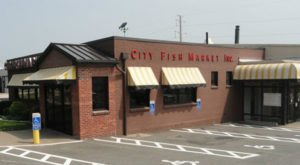 Enjoy Fresh Seafood At The City Fish Market, A Little-Known Store And Restaurant In Connecticut