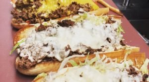 The New Cheesesteak Challenge At Maryland's Ravage Deli Is For The Brave And The Very Hungry