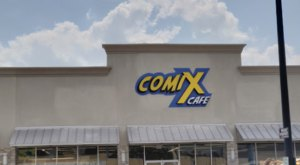 The Comic Book Themed Restaurant In Texas That Will Bring Out Your Inner Super Hero