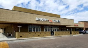 Make Sure To Come Hungry To The Build-Your-Own Seafood-Boil Restaurant, Angry Crab, In Arizona
