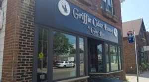 There's A Cider Bar, Griffin Cider House, Hiding In Cleveland And It's Calling Your Name