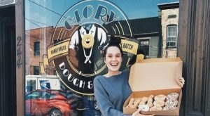 People Go Crazy For Glory Doughnuts & Diner, A Maryland Gem Overflowing With Sweet Treats