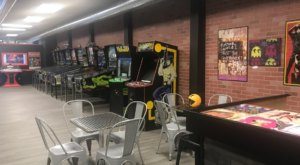 Travel Back To The 80s At Electric Avenue, A Nostalgia-Filled Arcade Bar In New Hampshire