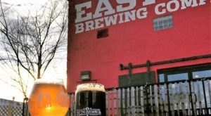 Visit The Fabulously Fun East End Brewing Co. In Pittsburgh And Take Home Boxes Of Your Favorite Drinks