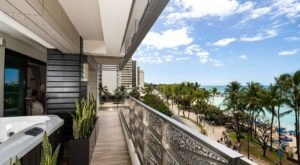 The New Accommodations At Espacio In Waikiki, Hawaii Are Some Of America's Most Luxurious