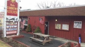For A Great Old Time Breakfast In Massachusetts, Head Over To Bob's Country Kitchen