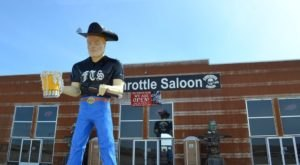 Full Throttle Saloon Claims To Be The World's Largest Biker Bar In South Dakota