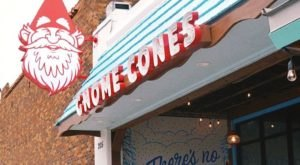 Enjoy Unusually Charming Smurf-Themed Treats At Gnome Cones In Texas