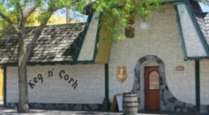 For A Great Meal In A Fun Atmosphere, Visit Keg N' Cork, An Old-School Pub In Bemidji, Minnesota