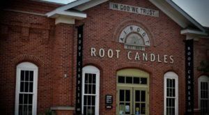 Root Candles, Just South Of Cleveland, Has 20,000 Square Feet Of Candles Awaiting Your Visit