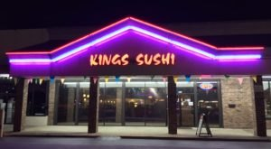 Eat Unlimited Sushi For Just $19 At Kings Sushi In South Carolina