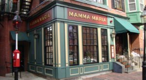 For Iconic Fine Italian Dining, Head To Mamma Maria In Massachusetts Right Away