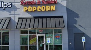 Enjoy 45 Flavors Of Gourmet Popcorn At Kernels & Kandies In Oklahoma