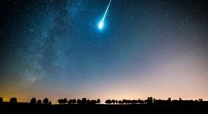 Watch Up To 100 Meteors Per Hour In The First Meteor Shower Of 2020, Visible From Maryland