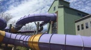 Splash Through 60,000 Square Feet Of Indoor Fun At Gold Rush Waterpark In Michigan